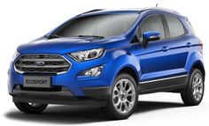Ford EcoSport will be launched in India on November 9, and the new model gets brand new styling, lots of tech upgrades, a new engine and gearbox option