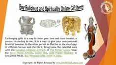 Bring home the celestial aura with the luxurious religious Artifacts of The Divine Luxury. Shop For Silver Pooja Articles, Laxmi Idol, Gold Plated Elephant in … Home Decor Online Shopping, Online Gift Store, Best Online Shopping Sites, Online Gifts, Traditional Housewarming Gifts, Best Housewarming Gifts, Personalized Photo Frames, Personalized Gifts, Business Gifts