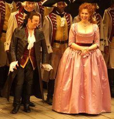 """Joyce DiDonato and Barry Banks """"Il Barbiere di Siviglia"""" at The Met"""