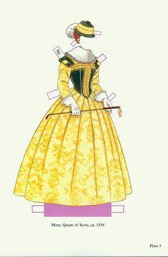 Королева Мария Шотландская (Tom Tierney)