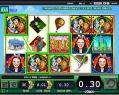 S nami sa dostanete aj do slávnej krajiny Oz, z nej prídete bohatší! http://www.slovakia-casino.com/hry/hraci-automat-wizard-of-oz #wizardofoz #slovakiacasino #hry #hraciautomat #vyhra
