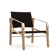 We Do Wood designer Sebastian Jørgensen har genopdaget en skandinavisk møbelklassiker. Nomad Chair er inspireret af den legendariske Roorkhee Chair, som oprindeligt blev lavet til britiske officerer udstationeret i Indien og senere omarbejdet af skandinaviske designere Kaare Klint og Arne Norell. Nomad Chair fra We Do Wood er en felt stol, der kan samles i løbet af få sekunder, hvilket gør den bærbar og perfekt til den moderne nomadiske livsstil. Møblerne dele er lavet af drejet bambus…