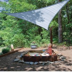 Sun Shade Sail Triangle, Sea Blue - Shade Cloth and Sails Pergola Swing, Pergola Shade, Pergola Patio, Pergola Plans, Pergola Kits, Pergola Ideas, Metal Pergola, Cheap Pergola, Backyard Ideas