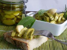raccolta ricette con le zucchine