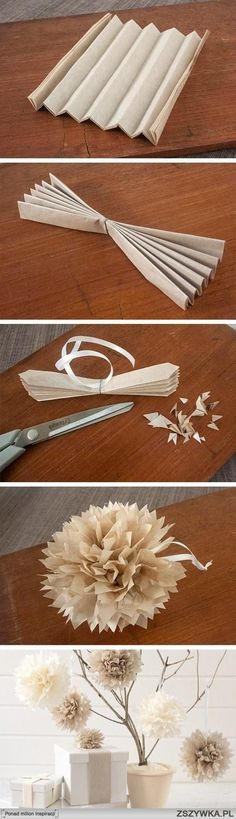 cool 5 step by step projects to create your own Christmas decoration