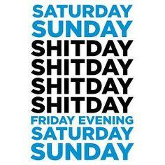 cheers to the freakin' weekend