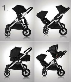 Kiss Me Darling: My Top 12 Baby Essentials! City Select stroller, city select jogger stroller with doubles kit