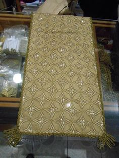 . Cross Stitch Embroidery, Elsa, Sequin Skirt, Sequins, Decor, Decoration, Decorating, Deco