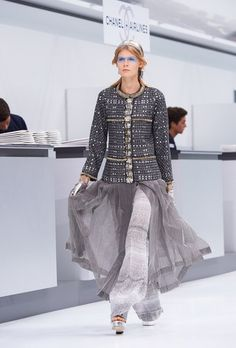 Ready-to-wear - Spring-Summer 2016 - Look 74 - CHANEL