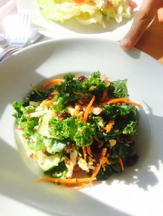 Our summer salad