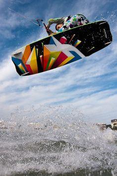 Kitesurf  - Charles Tiger à La Baule  http://photo.martinwebcom.com/