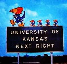 Lawrence Kansas - aka Jayhawk Country!! There's No Place Like Home!!