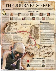 Image result for lord of the rings paper 3d