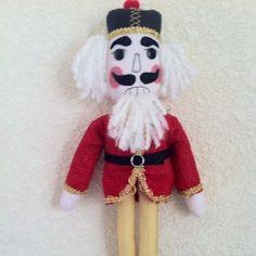 nutcracker how-to | Christmas Creativity | Pinterest ...