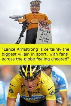 Lance Armstrong effigy to burn c37931487
