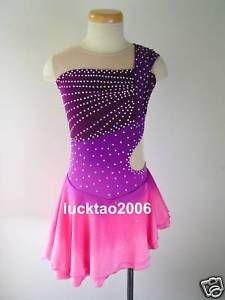 Gorgeous Figure Skating Dress Ice Skating Dress #6781