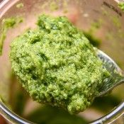 Homemade Pesto Recip
