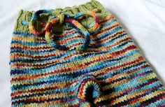 Ravelry: The Super Simple Longies Pattern pattern by Allison Lawler, great option for Mountain Meadow Wool Laramie