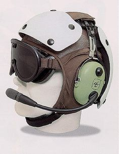 Flight Deck Helmet.