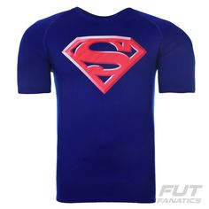 Camiseta Under Armour Superman 2.0 - FutFanatics