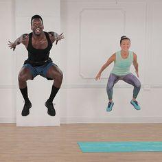Class FitSugar: 45-Minute Tabata Workout