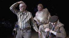 Lidská tragikomedie - Divadlo v Dlouhé Statue, Art, Art Background, Kunst, Sculpture, Sculptures, Art Education