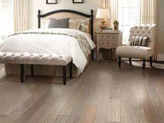 "Shaw Floors Coral Springs Maple Oceanside 5"". Handscraped Engineered Maple hardwood floor. Antique floor, farmhouse floor"