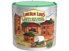K'nex Lincoln-Logs Collector's Edition Homestead Building Set Amazon http://fave.co/2cRRaEE