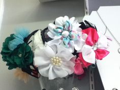 Some cute hair bands that i would Buy!!