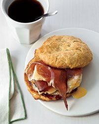 Breakfast Biscuit Sandwiches // More Fabulous Egg Recipes: http://fandw.me/AII #foodandwine