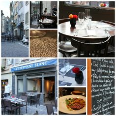 The Lausanne Guide to Life and Style: Where to eat in Lausanne: L'Elephant Blanc