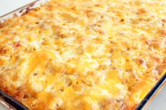 Creole Contessa: Buffalo Chicken Macaroni and Cheese
