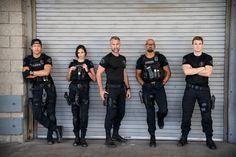 "W.' season 3 episode ""Funny Money"" will air October 2019 at ET/PT. Lina Esco, Cops Tv Show, Cop Uniform, Female Cop, Birthday Surprise Boyfriend, Tv Show Casting, Military Women, Episode 3, Punisher"