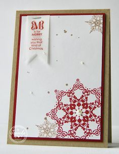 Janneke, Stampin' Up! Demonstrator : {M} is for Merry .....