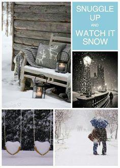 winter moodbaords - Google zoeken