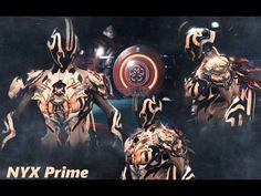 Warframe {Ms NYX Prime&Guardian Derision&DrakGoon} Pc Gameplay
