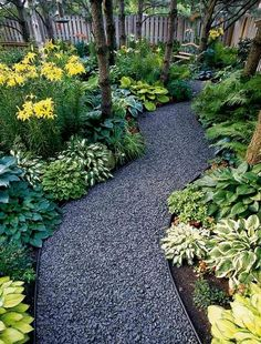 Best 10 Best Shade Garden Ideas For The Backyard https://decoratoo.com/2018/02/21/10-best-shade-garden-ideas-backyard/ 10 best shade garden ideas for the backyard that not only looks beautiful and tidy but also looks quite swanky and feel cool. #GardeningIdeas