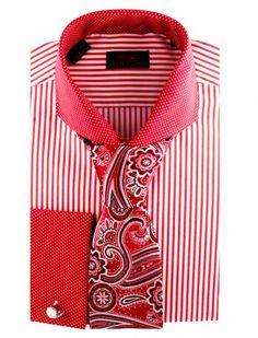 """Like"" this Steven Land men's dress shirt? Find this Steven Land dress shirt at www.FashionMenswear.com and www.GiovanniMarquez.com. #mensshirt #menswear #mensfashion #mensstyle #fashion #fashionmenswear #dressshirt #stevenland #fathersday"
