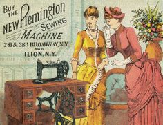 Buy the New Remington Sewing Machine jigsaw puzzle in Handmade puzzles on TheJigsawPuzzles.com