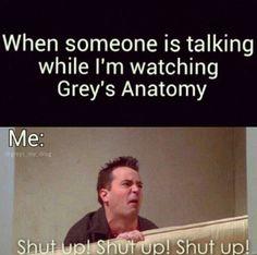 Grey's anatomy and chandler! Watch Greys Anatomy, Greys Anatomy Episodes, Greys Anatomy Funny, Greys Anatomy Characters, Grey Anatomy Quotes, Derek Shepherd, Meredith Grey, Cristina Yang, Netflix