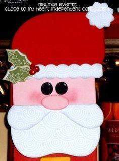 CTMH Santa box