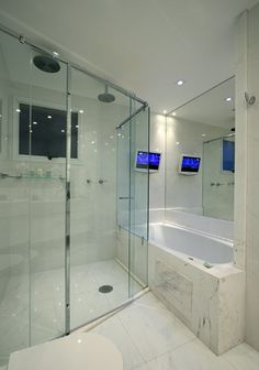 Want a tv over my bath :)