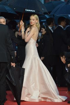 Carey Mulligan lets her hair down in Cannes at The Great Gatsby premiere|Lainey Gossip Entertainment Update