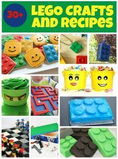Lego Crafts and Reci