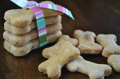 Banana Pbutter treats