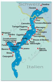 Vakantiehuizen Aan Het Lago Maggiore Lake Maggiore Italy Italy