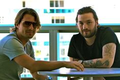 Axwell and Steve Angello