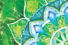 mandala art color inspiration