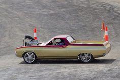 XA Falcon Ute Australian Muscle Cars, Aussie Muscle Cars, Ford Falcon, Falcons, Cool Cars, Vans, Street, Summer, Hawks