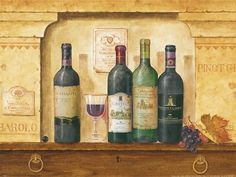 Geschmack Wein  III